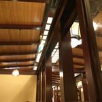 椿屋珈琲店 - 素敵な店内