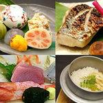 喜楽 - 季節の会席料理♪写真はイメージです