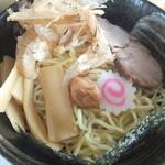 中華そば つけ麺 久兵衛 - つけ麺アップ(2015.6.23)