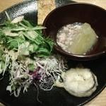 Tennosachiyamanosachi - 手作りのお惣菜