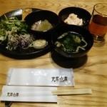 Tennosachiyamanosachi - お惣菜バイキング・お吸い物