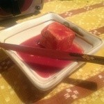 39525550 - 当たりの豆腐餻。