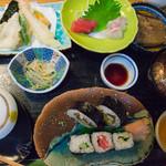 藤吉郎 - 料理写真:藤吉郎定食(1,080円)