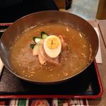 サジャガーデン - 冷麺