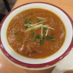 ネパール キャンドル キッチン - マトンカレー