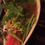 ROTORO - 気まぐれサラダ。盛りだくさん!