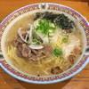 肉々丼チキバカ - 料理写真:肉そば