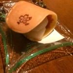 京料理屋 嵐山さくら - 水菓子 どら焼き