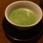 京料理屋 嵐山さくら - お茶