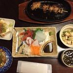 みさお好み焼店 - 宴会の料理