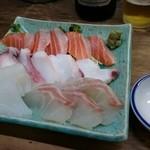 ひょっとこ - 料理写真:刺身の図