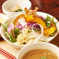 麺や 庄の - 一汁三菜つけ麺