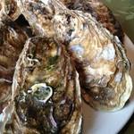 kitchen K - 鮮度重視の生牡蠣も食べれちゃう。