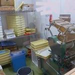 ゆで太郎 - 製麺室