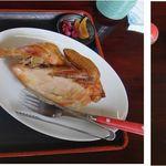 花の木 - 焼き鳥定食。かしわ料理専門店 花の木(愛知県豊田市)食彩品館.jp追記画像
