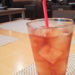 NIGIRO CAFE Stella - アイスティ グラス大きめです