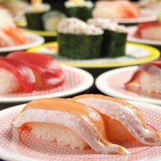 絶品お寿司は全品108円!