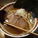 札幌 北の麺蔵 - 味噌チャーシュー