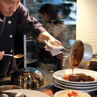 ◆当店料理人について◆