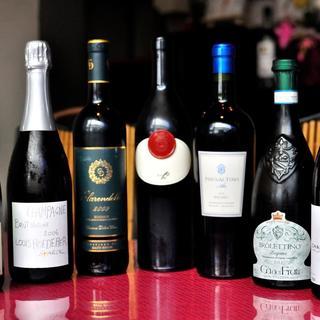 ◆ワイン×鉄板料理◆