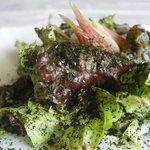 """ロコディッシュ - """"千葉海苔とレタスのサラダ"""""""