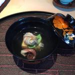 39543761 - とうもろこしの豆腐                       コレは美味しかった(o^^o)