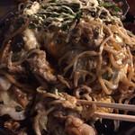 やきそばたけちゃん - 広島風お好み焼き特製