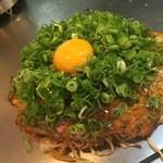 お好み焼 長田屋 - しっかりした味。