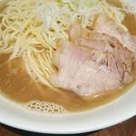 自家製麺 伊藤 - 肉そば