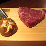 3955891 - 厚切りランプ肉、ラムシン