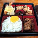 レストハウス青山 - 料理写真:青山弁当