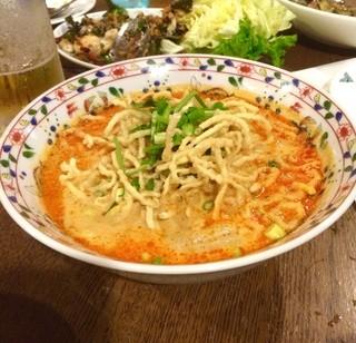 チェンマイ食堂 マイホーム - カオソイ