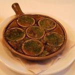 フランス食堂 ビストロ ポーレット - 前菜エスカルゴ