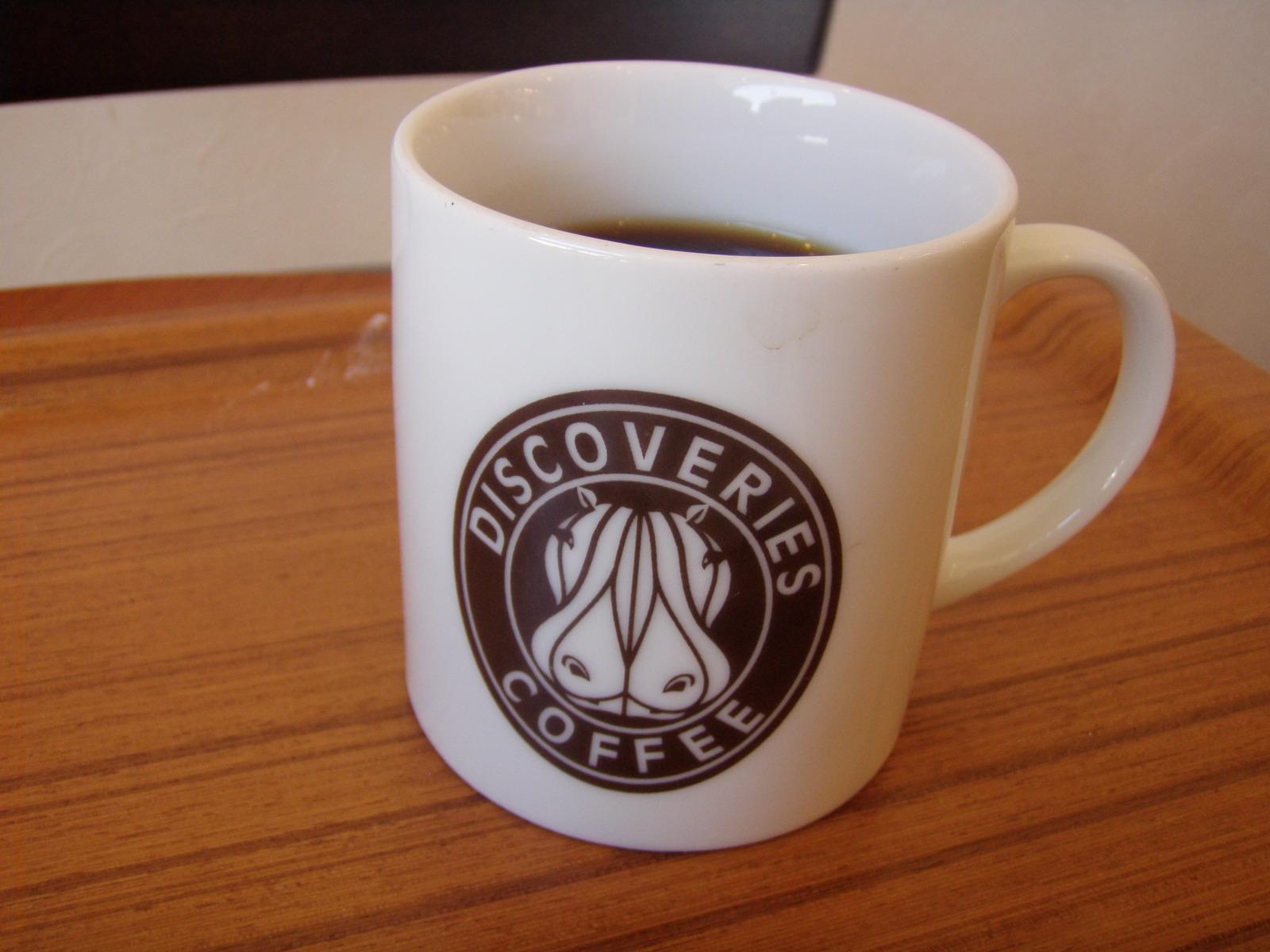 ディスカバリーズコーヒー