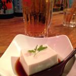 琉歌 - 手作りジーマーミー豆腐