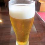 ライカノ - 生ビール