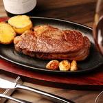 遊 - 国産牛サーロインステーキ
