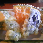39563914 - 野菜の天麩羅
