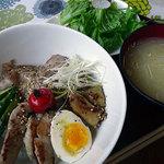 ハレミ - 旭川豚丼