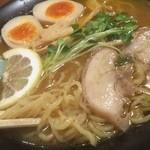 39569939 - 味玉鶏そば(醤油)