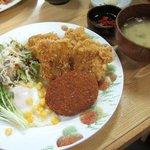 ヒカリ - HIKARI定食 600円