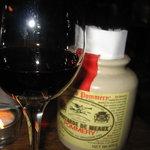 ジャズクラブダフネ - 赤ワイン美味しいです