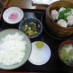西海 - しゅうまい定食
