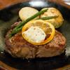 Hibio - 料理写真:ヒレステーキ(メインプレート)