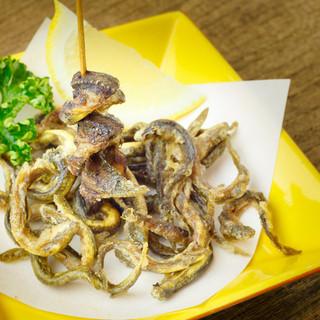 金沢伝統の『どじょう』を使ったお料理