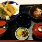 みなと屋 - ★天ぷら定食