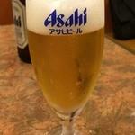 39576508 - アサヒビールで、乾杯♪(〃゜▽゜)ノ□☆□ヽ(゜▽゜*)♪