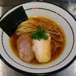 麺創研 奏 - 「中華そば チャーシュー2種」750円