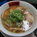 金太郎らーめん - 料理写真:醤油らーめん650円 会員は600円