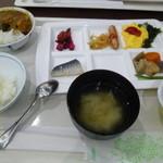 アワーズイン阪急 - 朝食バイキング
